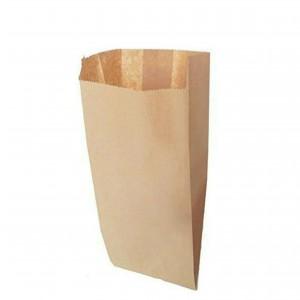 Sacchetti di carta avana per alimenti cm 14x34 - Kg 10