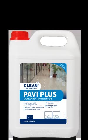 Detergente pavimento - PAVI PLUS - 5 LT