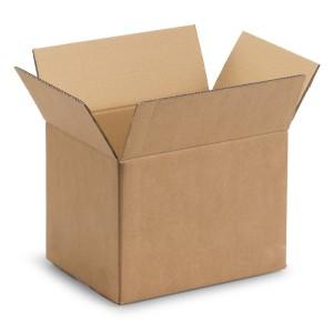 Scatola in cartone per trasloco o imballaggio in genere - cm 47x34,5x26 - Pz 10